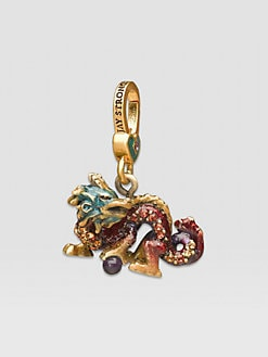 Jay Strongwater - Dragon Charm