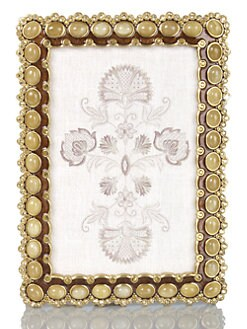 Jay Strongwater - Lana Cabochon Frame