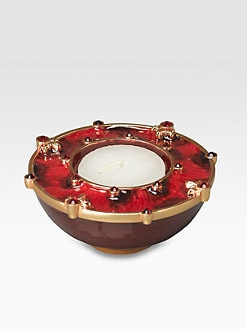 Jay Strongwater - Crystal Tealight Holder