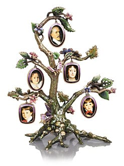 Jay Strongwater - Tree of Life Pendant Frame