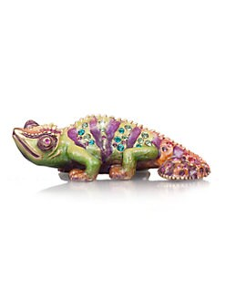 Jay Strongwater - Callie Chameleon Figurine