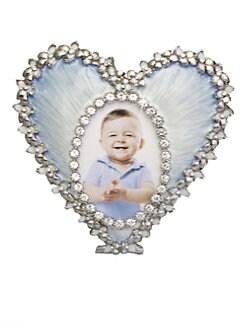 Jay Strongwater - Enameled Heart Frame