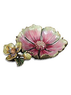Jay Strongwater - Maya Anemone Trinket Tray