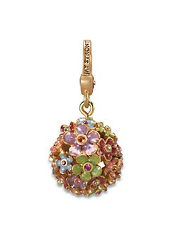 Jay Strongwater - Blossom Crystal Charm
