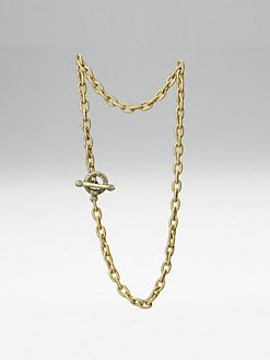 Jay Strongwater - Toggle Necklace
