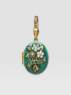 Jay Strongwater - May Locket Charm