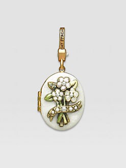 Jay Strongwater - June Locket Charm