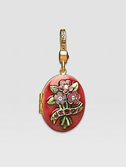 Jay Strongwater - July Locket Charm