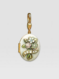 Jay Strongwater - October Locket Charm