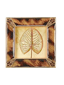 Jay Strongwater - Jeweled Enamel Square Frame