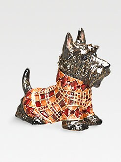 Jay Strongwater - Scottie Figurine