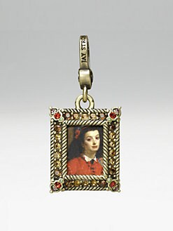 Jay Strongwater - Rectangular Frame Charm