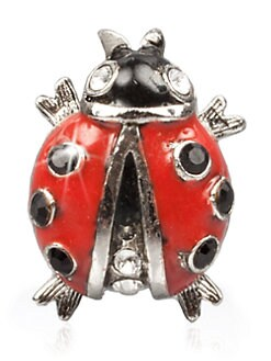 Jay Strongwater - Ladybug Tack Pin