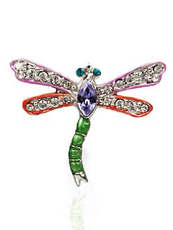 Jay Strongwater - Dragonfly Pin