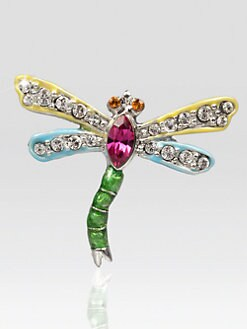 Jay Strongwater - Emily Dragonfly Pin