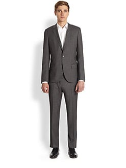 BOSS Black - Mini Check Suit