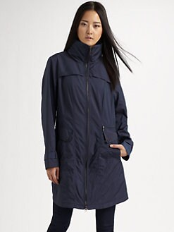 Cole Haan - Packable Lightweight Jacket