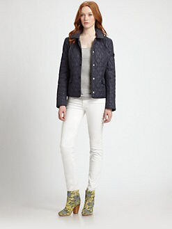 Hunter - Classic Quilted Jacket