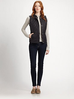 Hunter - Quilted Vest