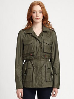 Hunter - Waxed Safari Jacket