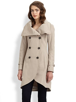 Mackage - Double-Breasted Pop Trench