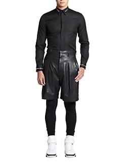 Givenchy - Zip-Embellished Sportshirt