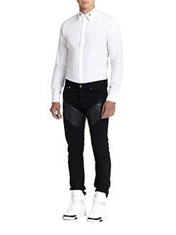 Givenchy - Collar Stay-Detailed Dress Shirt