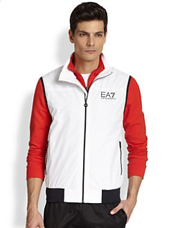 EA7 Emporio Armani - Nylon Zip Vest