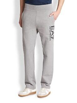 EA7 Emporio Armani - Cotton Sweat Pants
