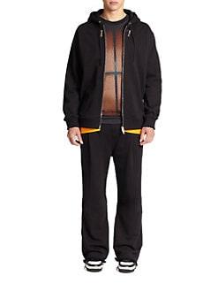 Givenchy - 17 Hooded Sweatshirt