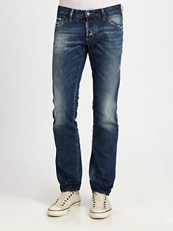 DSQUARED - Slim-Fit Jeans