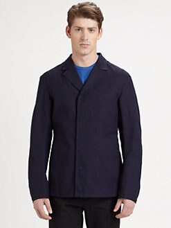 Jil Sander - Techno Canvas Sport Jacket
