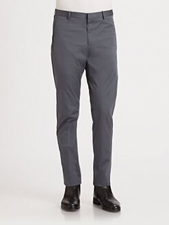 Jil Sander - Flat-Front Trousers