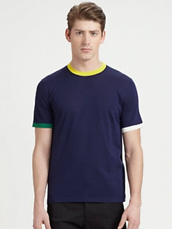 Jil Sander - Colorblock Knit Tee