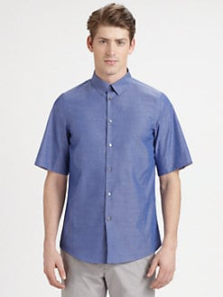 Jil Sander - Fitted Short-Sleeve Sportshirt