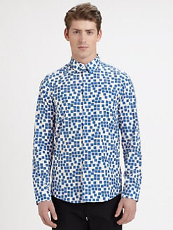 Jil Sander - Slim All Over Check-Print Sportshirt