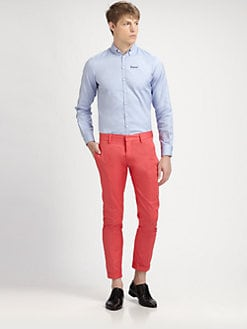 DSQUARED - Carpenter No Pinces Sportshirt