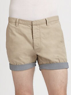DSQUARED - Rolled Shorts