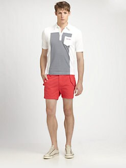 DSQUARED - Marine Fit Polo