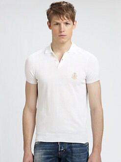 DSQUARED - Solid Knit Polo