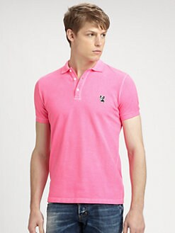 DSQUARED - Classic Fit Polo