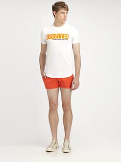 DSQUARED - Neon Logo Tee