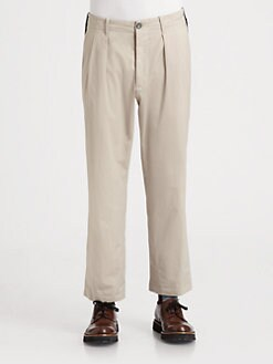 Marni - Relaxed Twill Pants