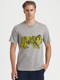 Marni - Tiger-Print Tee