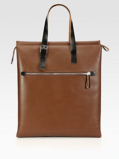 Marni - Structured Leather Bag