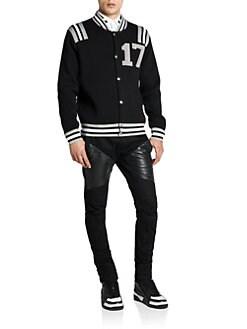 Givenchy - Wool Varsity Jacket