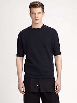 3.1 Phillip Lim - Layered-Look Pullover T-Shirt