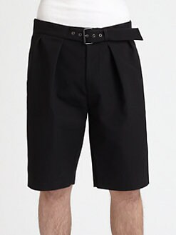 3.1 Phillip Lim - Belted Karate Shorts