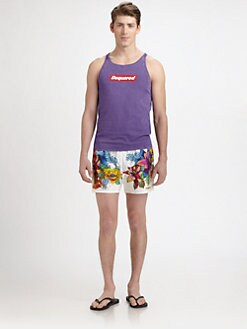 DSQUARED - Graphic Tank
