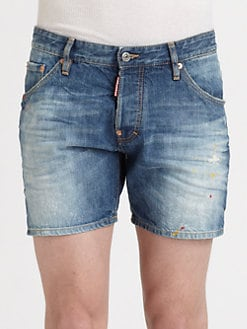 DSQUARED - Denim Shorts